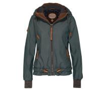 Jacket dunkelgrün