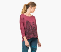 T-Shirt »TS Milena« rot