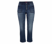 Gerade Jeans blue denim