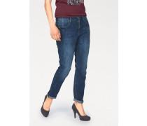 Jeans Carot blue denim