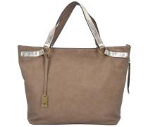 Patty Shopper Tasche 37 cm beige