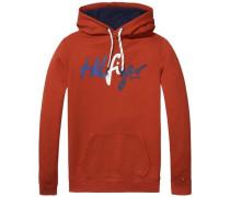 Sweatshirt 'thdm Basic Logo HD Hknit 12' hellrot