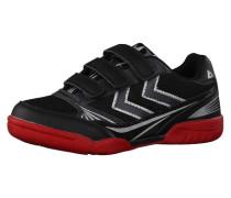 Handballschuhe Root Velcro Jr 60303-2001 schwarz
