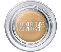 'Eyestudio Color Tattoo 24H' Creme-Gel-Lidschatten gold