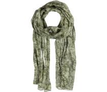 Baumwoll Schal grün