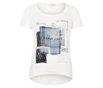 Shirt 'Onlrhina' weiß