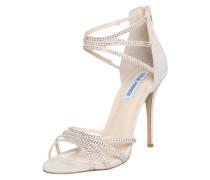 High Heel-Sandalette 'Capper' beige