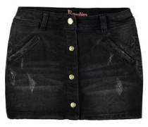 Jeans Rock schwarz