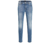 'tim Original AM 654 Lid' Slim Fit Jeans