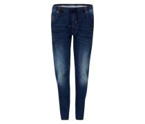 Jogg-Jeans dunkelblau