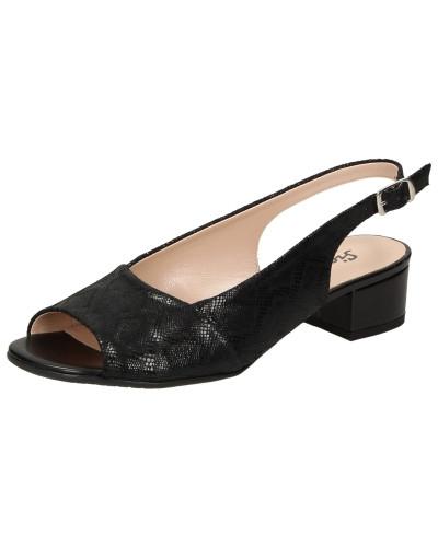 Sandale 'Zippora' schwarz