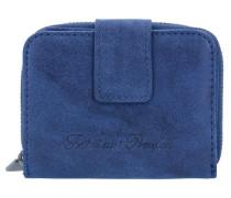 'Viola' Vintage Geldbörse 115 cm blau