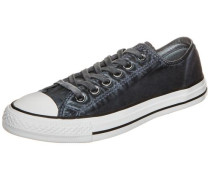 Chuck 'Taylor All Star OX' Sneaker Damen anthrazit