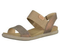 Damara Sandalen beige / grau