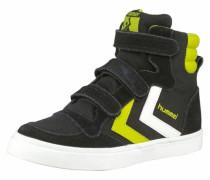 Stadil Canvas Junior Sneaker schwarz