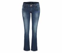 'Valerie' Bootcut Jeans blue denim