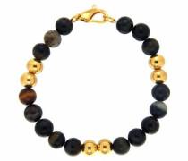 Armband »1185« gold / schwarz