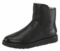 Stiefelette A'bree Mini Leather' schwarz