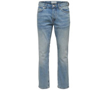 Regular fit Jeans 'Weft light blue' blue denim