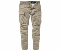 Cargohose »Rovic Zip 3D tapered« kitt