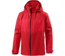 Funktionsjacke ' Vancouver' rot