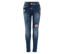 Jeans 'authentic cool denim' blue denim