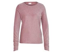 Langarmshirt 'viclima' rosé