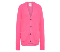 Cardigan 'Deception' pink