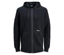 Sweatshirt Lässiges schwarz