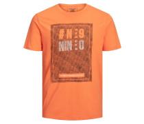 T-Shirt hellorange