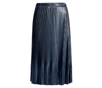 Rock 'foil pleated' navy