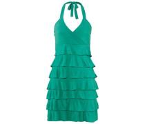 Strandkleid blau / grün