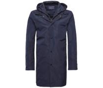 Trenchcoat 'br-Dominique Coat' nachtblau