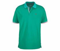 Poloshirt smaragd