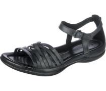 Flash Sandaletten schwarz