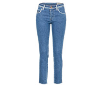 Mid waist Jeans 'babhila-Sp' blue denim