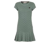 Female Dress 'Auf Detlef caktir II' hellgrün