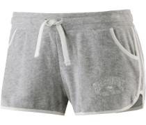 'California' Shorts Damen graumeliert