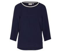 Streifen-Shirt 'Galetta' dunkelblau / weiß