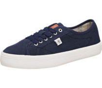 Canvas Sneaker dunkelblau