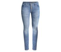 'Skinny' Skinny Jeans blue denim