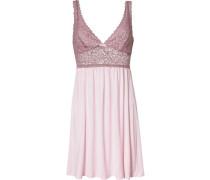 Nachthemd 'Amourette Spotlight' rosa