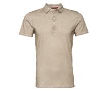 Poloshirt 'Ciranco' beige