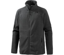 Fleecejacke '100 Glacier' anthrazit