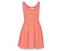 Kleid 'Skater' rosé