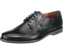 'Koda' Business Schuhe extraweit schwarz