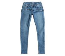 Skinny Fit Jeans »For Cassidy Vintage« blau