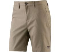 Shorts 'crossfire BIO 19' beige