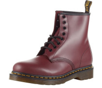 Derber Schnürstiefel 'Eye Boot Smooth' kirschrot