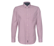 'Spread collar long sleeve one chest pocket' rot